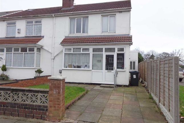 3 bed semi-detached house for sale in Clements Road, Yardley, Birmingham