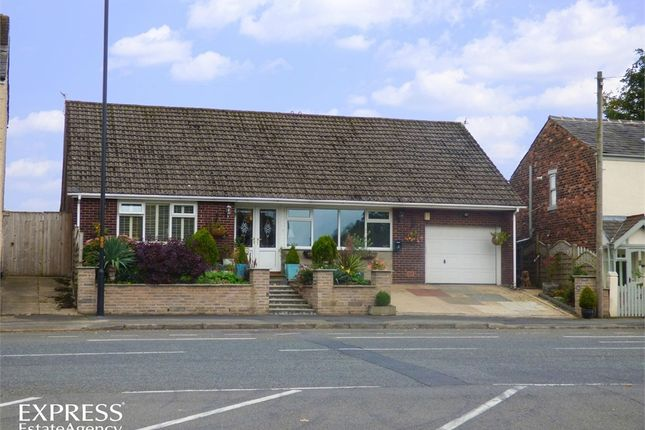 Thumbnail Detached bungalow for sale in Heywood Old Road, Heywood, Lancashire
