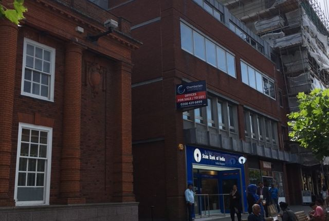 Thumbnail Office to let in St Ann's Road, Harrow