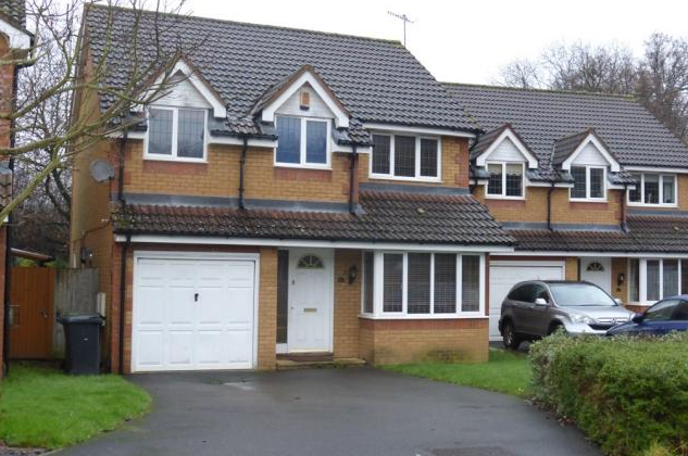 Thumbnail Detached house to rent in Wynches Farm Drive, St.Albans