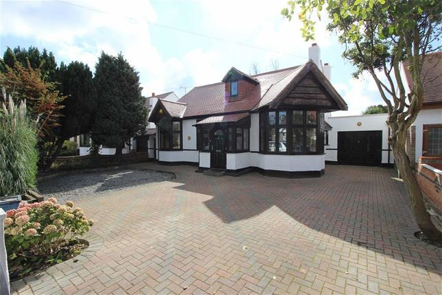 Thumbnail Bungalow for sale in Egerton Gardens, Seven Kings, Essex