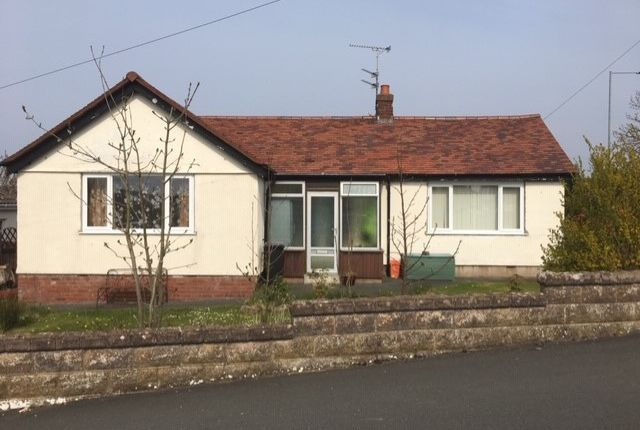 Thumbnail Detached bungalow for sale in Fforddisa, Prestatyn