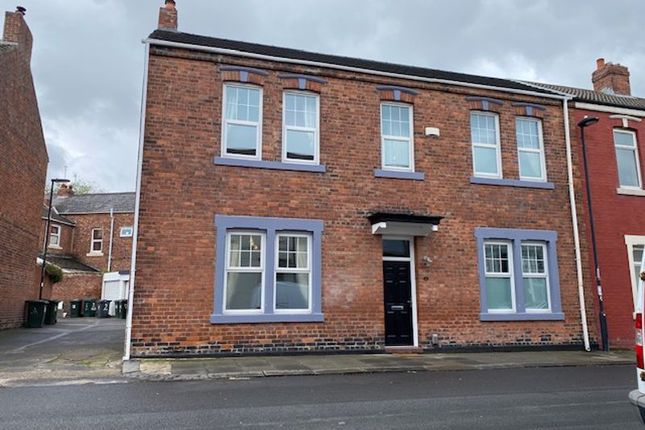 Thumbnail Semi-detached house for sale in St. Oswins Avenue, North Shields