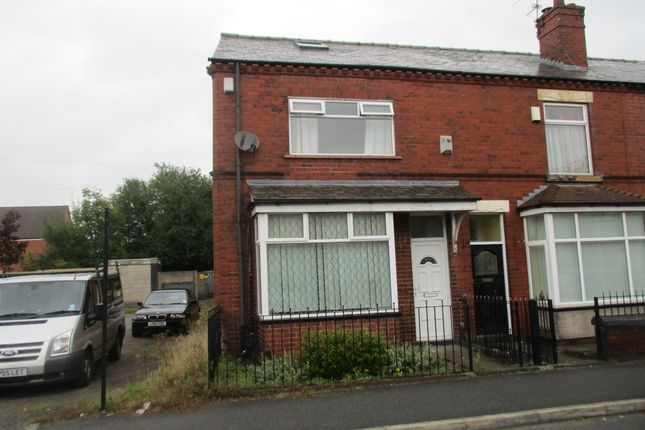 Thumbnail End terrace house to rent in Orchard Lane, Leigh, Manchester, Greater Manchester