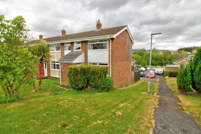 Terraced house for sale in Rookswood Gardens, Rowlands Gill