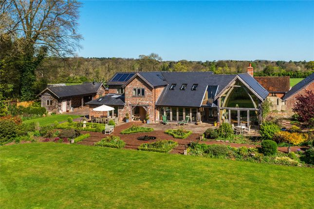 Thumbnail Detached house for sale in Wolfs Lane, Chawton, Alton, Hampshire