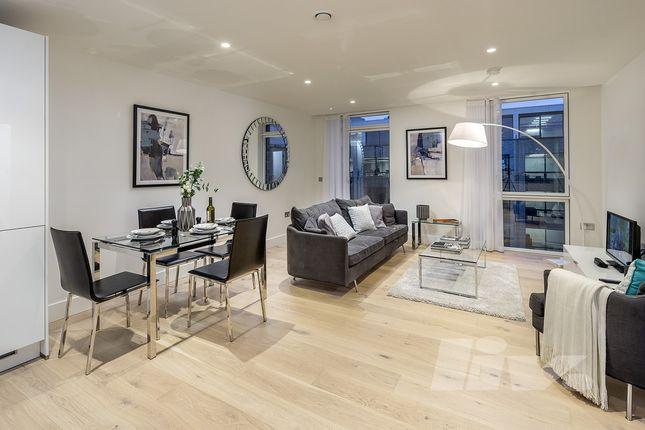 Thumbnail Triplex to rent in Atrium Apartments, West Row, Ladbroke Grove