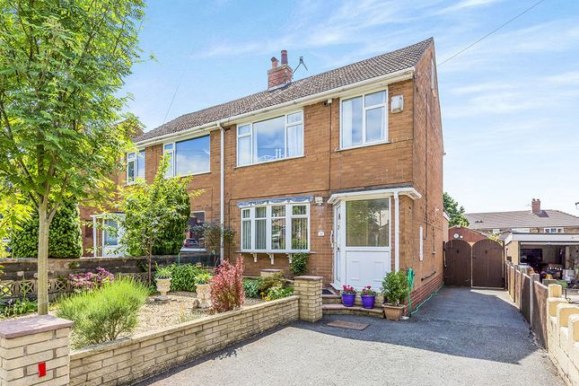 Thumbnail Semi-detached house for sale in Dorset Close, Stoke-On-Trent