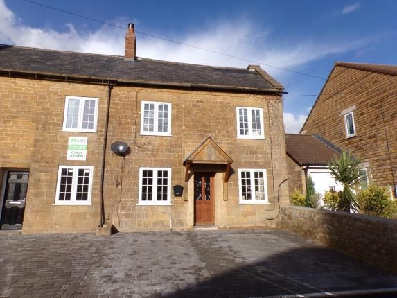 Thumbnail End terrace house for sale in Silver Street, South Petherton