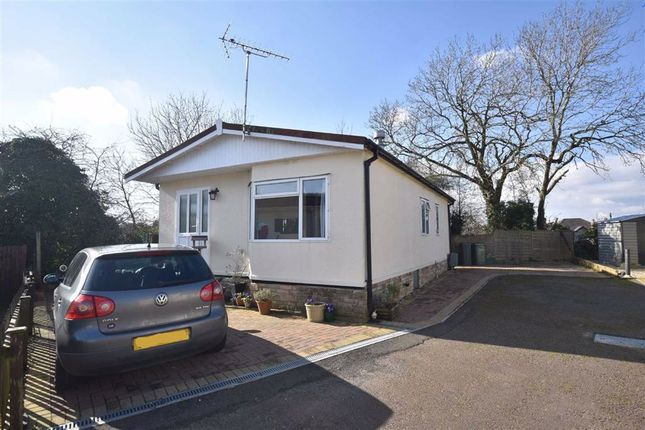 Thumbnail Mobile/park home for sale in Dursley Vale Park, Woodfield Road, Dursley