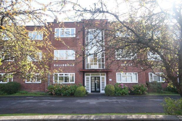 Thumbnail Flat to rent in Ballbrook Court, Didsbury