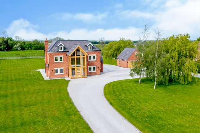 Thumbnail Detached house for sale in Melton Road, Hickling Pastures, Melton Mowbray