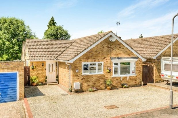Thumbnail Bungalow to rent in Dickens Road, Harbury, Leamington Spa
