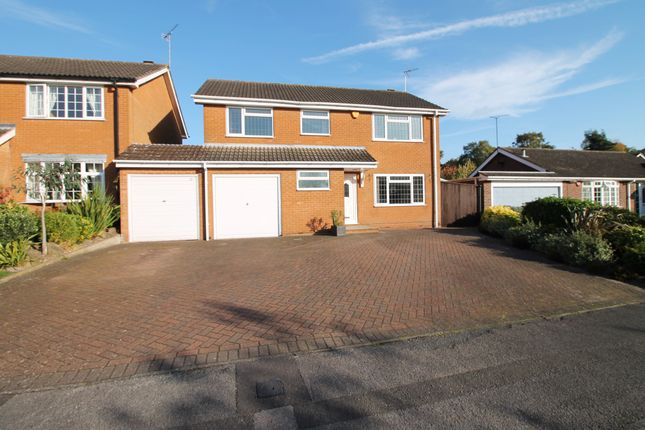 Thumbnail Detached house for sale in Quarry Close, Ravenshead, Nottingham