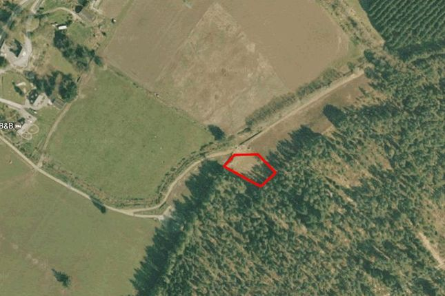 Thumbnail Land for sale in Land Next To Wooded Area, Auchterawe Fort Augustus PH324BT