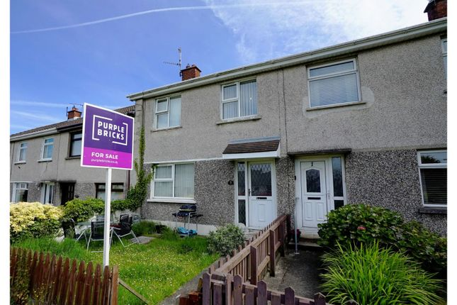 Thumbnail Terraced house for sale in Park Avenue, Ballywalter