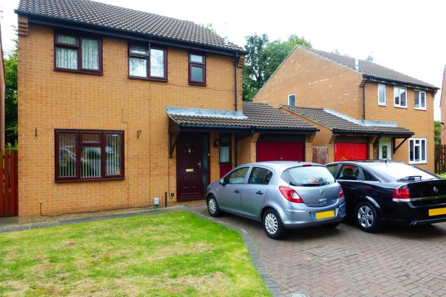 Thumbnail Detached house to rent in Ringwood, Bretton, Peterborough