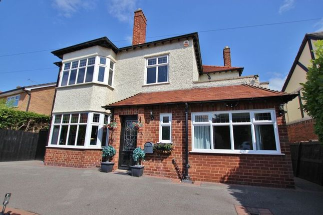 Thumbnail Detached house for sale in Elm Road, Prenton, Wirral