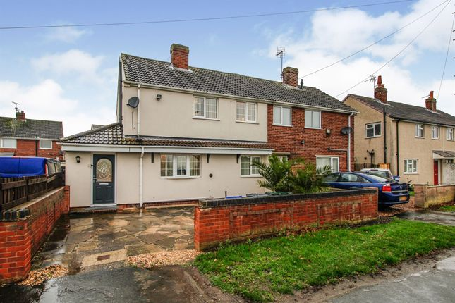 Thumbnail Semi-detached house for sale in Wike Gate Road, Thorne, Doncaster