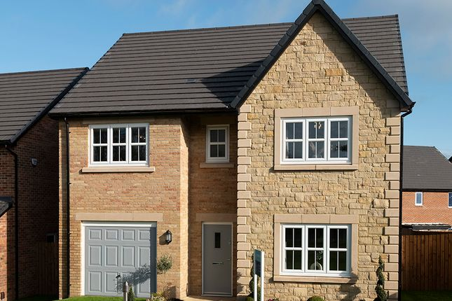 """4 bed detached house for sale in """"Hewson"""" at Armstrong Street, Callerton, Newcastle Upon Tyne NE5"""