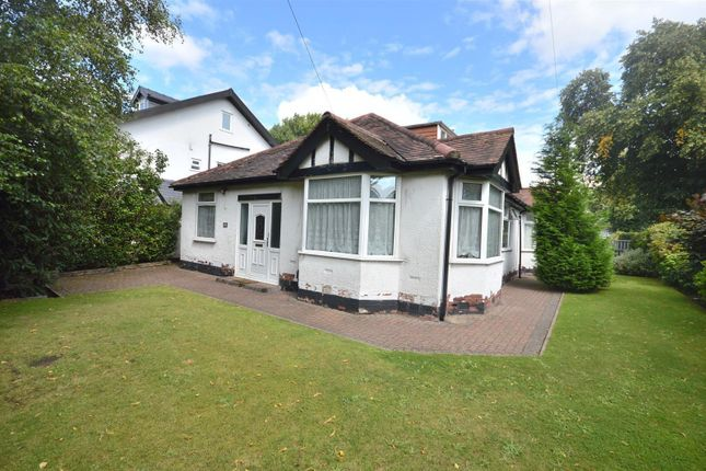 Thumbnail Detached bungalow to rent in Harboro Road, Sale