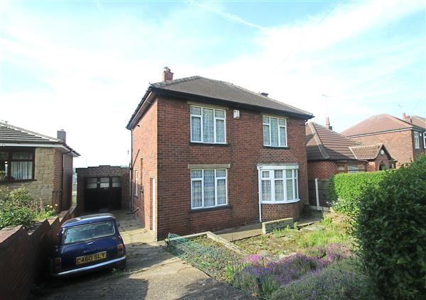Thumbnail Detached house for sale in Station Road, Hemsworth, Pontefract