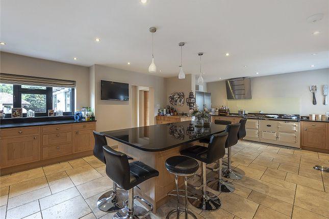 Kitchen of Kenver Avenue, London N12