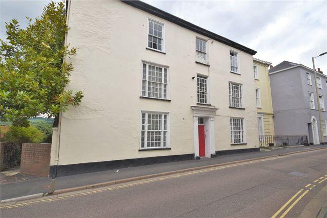 1 bed flat for sale in St. Peter Street, Tiverton, Devon EX16