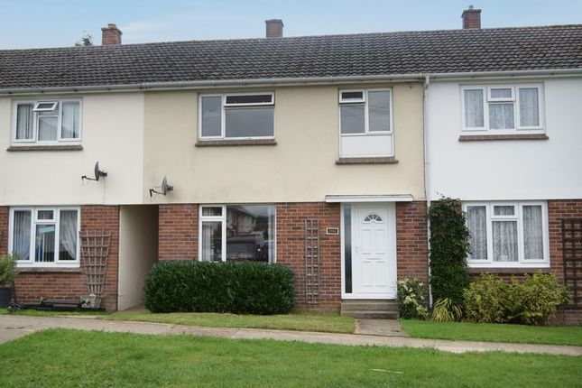 Thumbnail Terraced house to rent in Henson Park, Chard