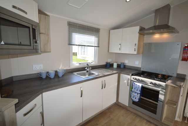 All Finished To A Superb Standard. You Will Also Find A Superb Second Bedroom. This Comprises Of Two Twin Beds And Built In Furniture