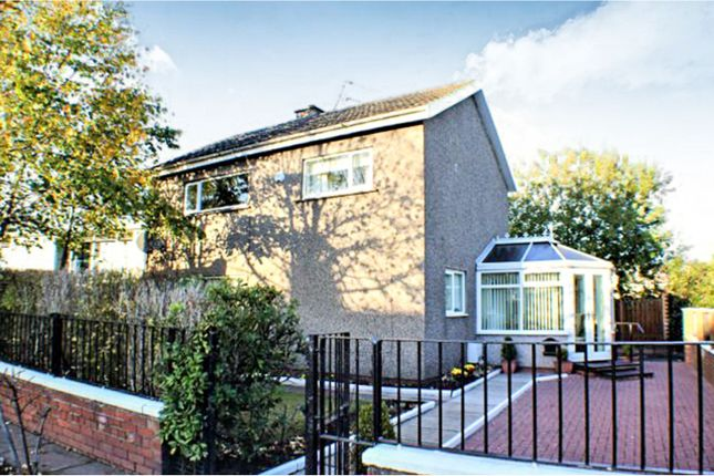 Thumbnail Detached house for sale in Danes Drive, Glasgow
