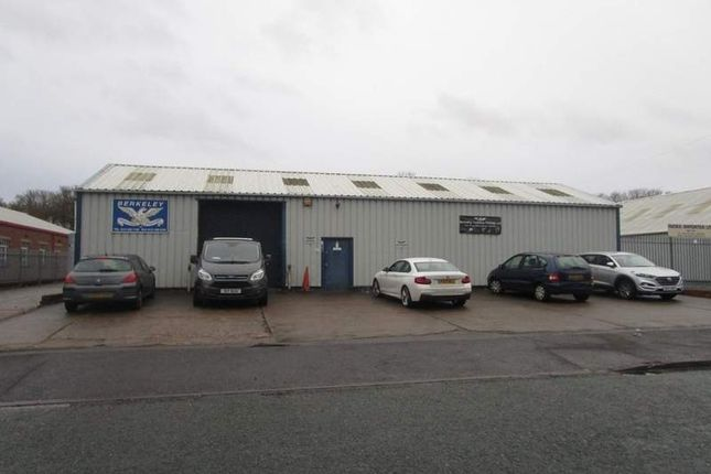 Thumbnail Light industrial for sale in Unit 25 Hainge Road Tividale, Oldbury