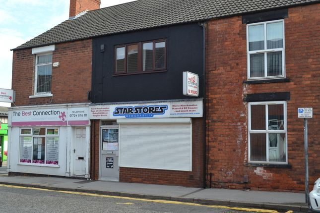 Investment Shop & Lettable Rooms