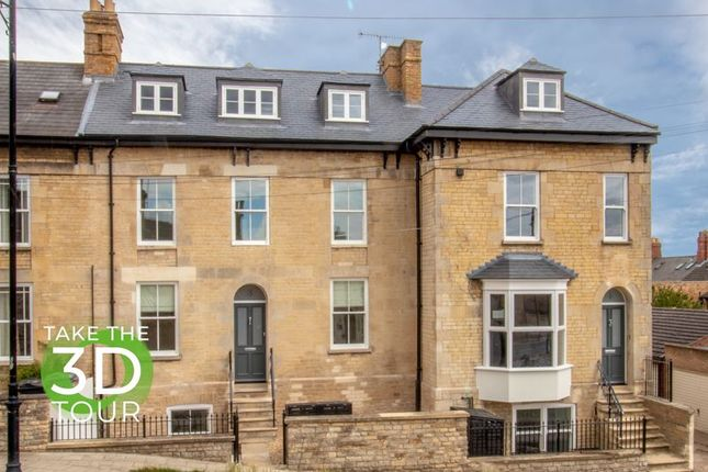 Thumbnail Flat for sale in Brownlow Terrace, Stamford, Lincolnshire