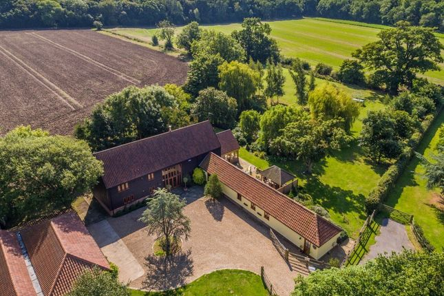 Thumbnail Barn conversion for sale in Yarmouth Road, Toft Monks, Beccles