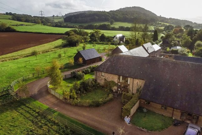 Thumbnail Barn conversion for sale in Llanrothal, Monmouth