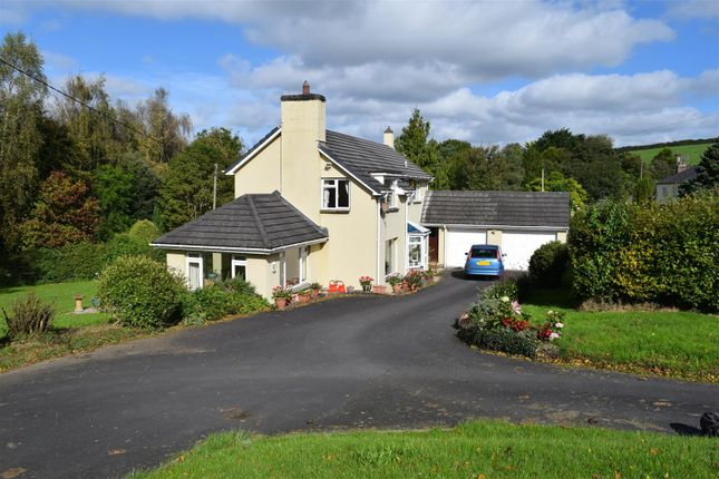 Thumbnail Detached house for sale in Landcross, Bideford