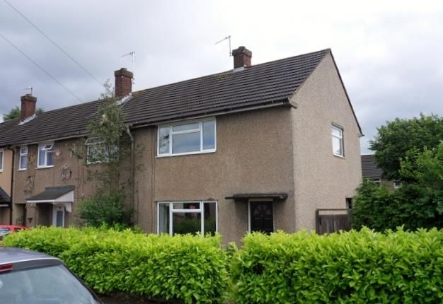Thumbnail End terrace house to rent in Ely Close, Kidderminster