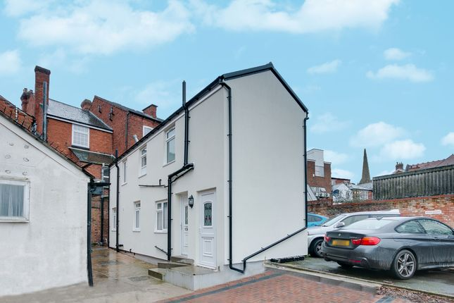Thumbnail Flat for sale in Alcester Street, Church Green East, Redditch