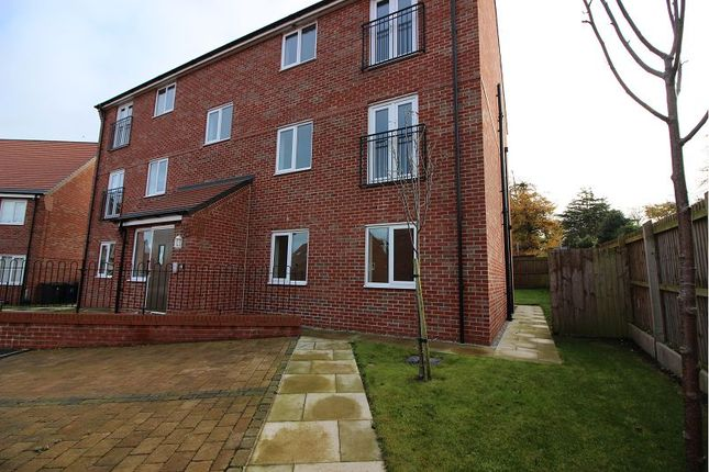 Thumbnail Flat for sale in Mulberry Court, Ormskirk