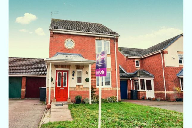 Thumbnail Detached house for sale in Daisy Croft, Bedworth