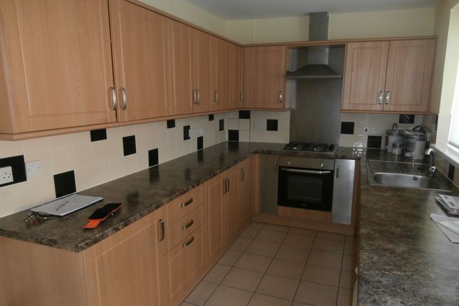 Thumbnail Semi-detached house to rent in Wern Fawr Road, Swansea