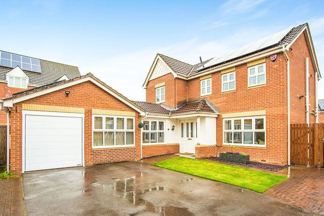 Thumbnail Detached house for sale in Reeves Way, Armthorpe, Doncaster