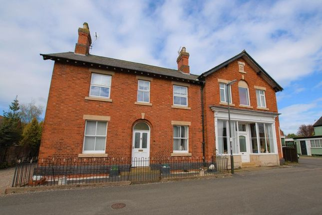 Thumbnail Detached house for sale in High Street, Doveridge, Ashbourne