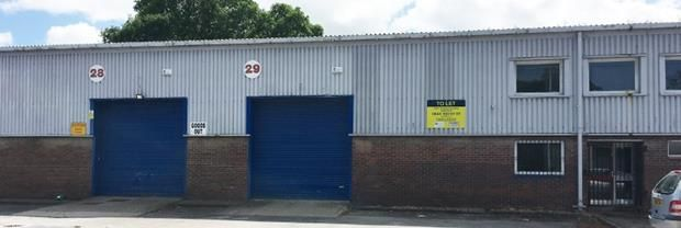 Thumbnail Light industrial to let in Unit 29, Abenbury Way, Wrexham Industrial Estate, Wrexham