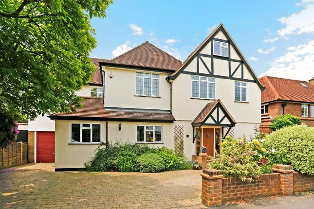 6 bed detached house for sale in Cassiobury Drive, Watford