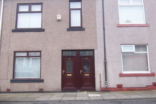 Thumbnail Flat to rent in Morpeth Terrace, North Shields