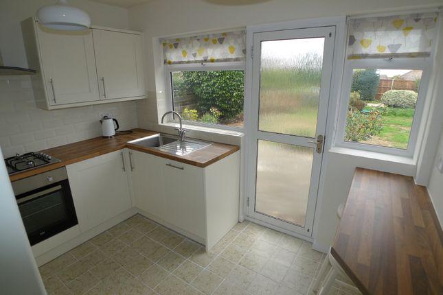 Thumbnail Semi-detached bungalow to rent in Fernheath Way, Dartford