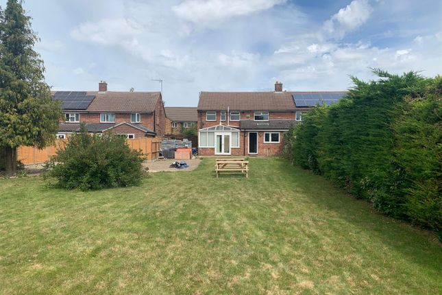 Thumbnail Semi-detached house for sale in Spalding Way, Cambridge