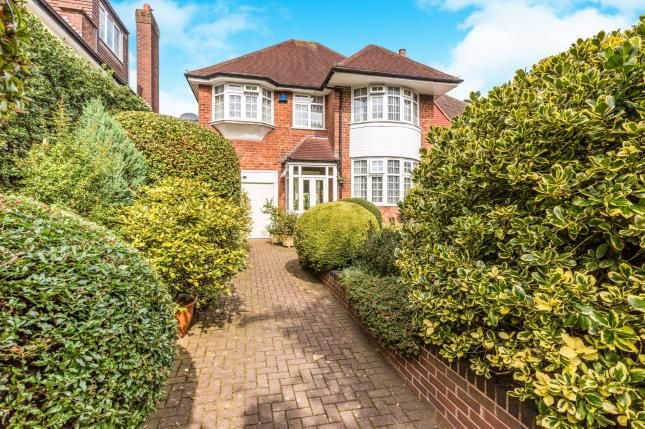 Thumbnail Detached house for sale in School Road, Moseley, Birmingham, West Midlands